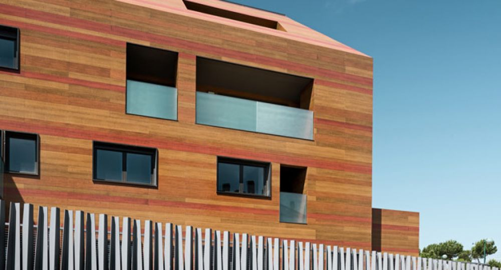 El sistema REDAir de ROCKWOOL combina diseño y sostenibilidad en 64 viviendas de Madrid
