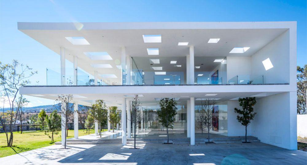 Casa  JH, de Roof arquitectos