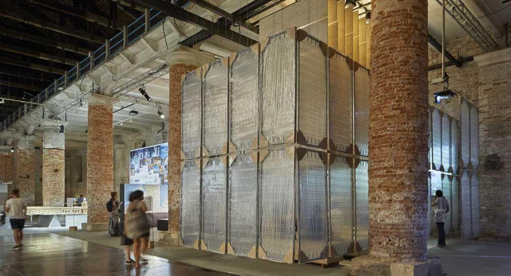 Rural Studio y el 'Teatro dell'Utile' en la Biennale de Venecia
