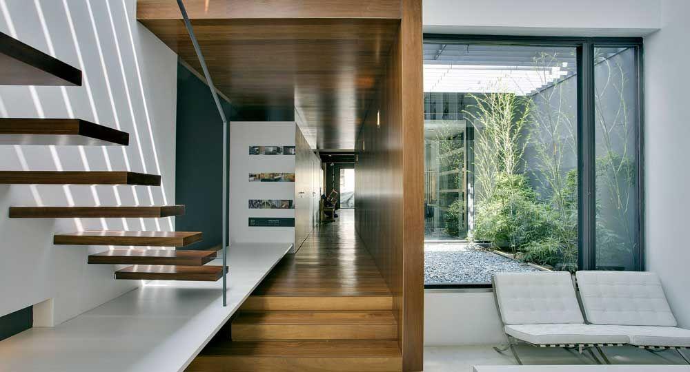 Nueva sede del estudio de arquitectura y diseño sanahuja&partners