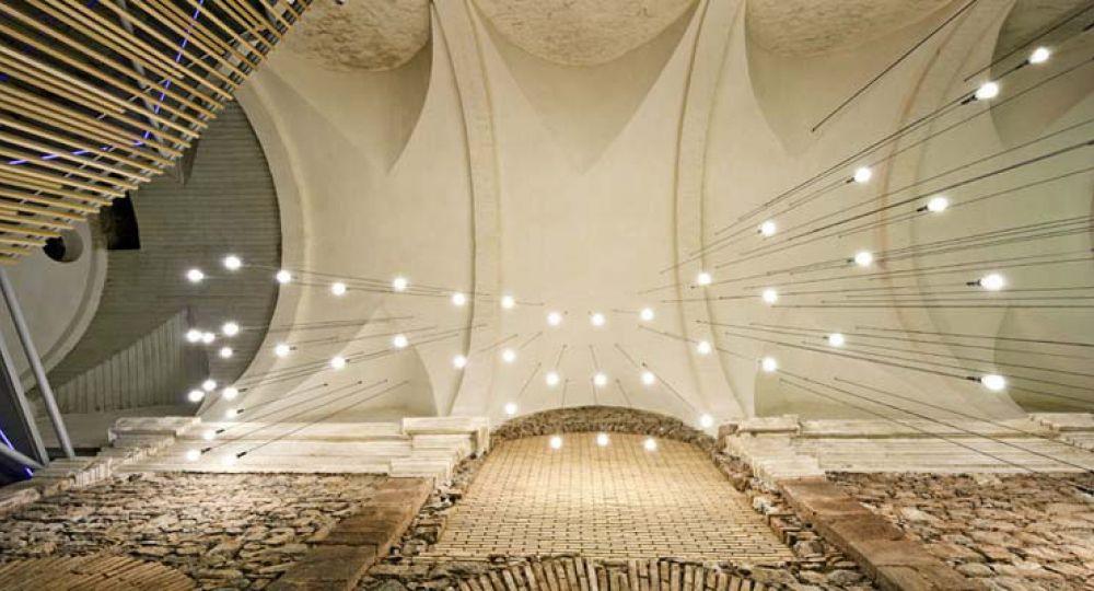 Un Auditorio con Historia: Sant Francesc de Santpedor