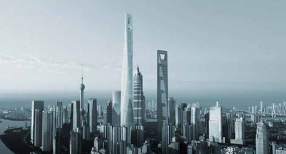 El rascacielos que resiste la fuerza de un Tifón.