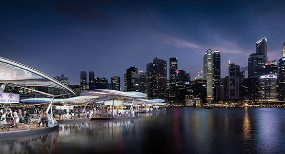 Singapur: Orquídeas Solares
