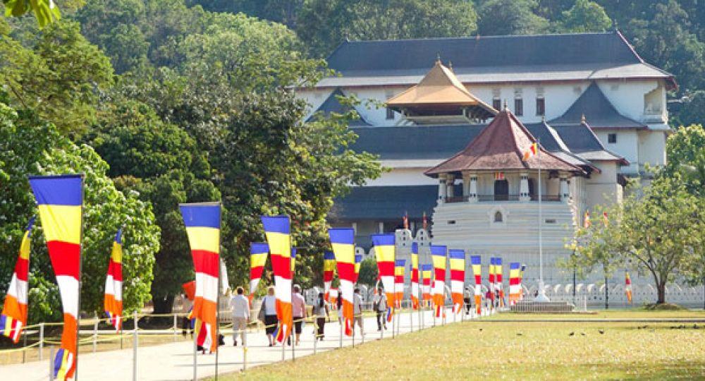 Tesoros del Budismo – Sri Dalada Maligawa, Kandy