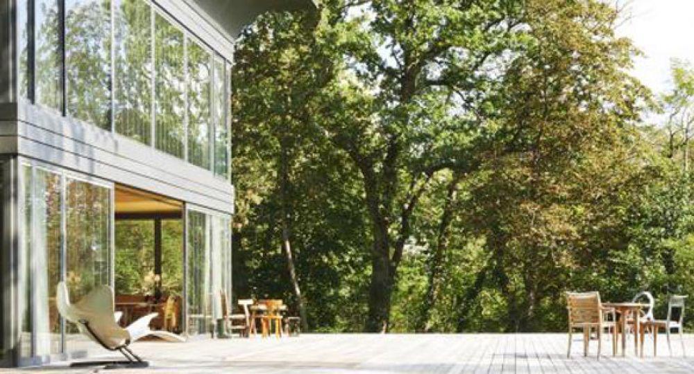 Casa prefabricada y ecológica de Philippe Starck. ¿Se puede pedir más?