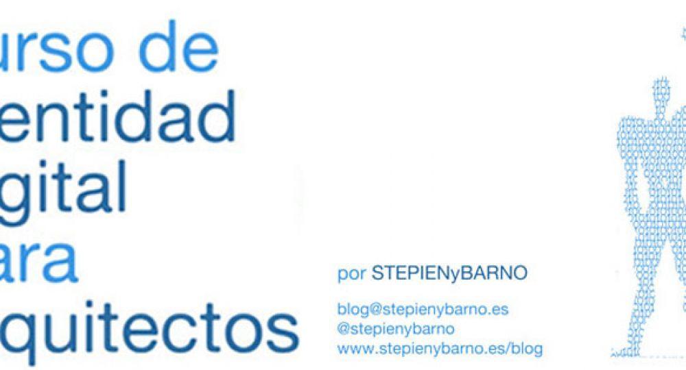 Arquitecto mejora tu identidad digital con stepienybarno for Cursos para arquitectos