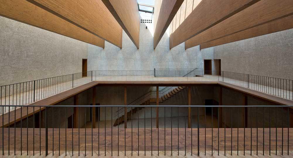 Restauración del Palacio del Condestable, por Tabuenca & Leache