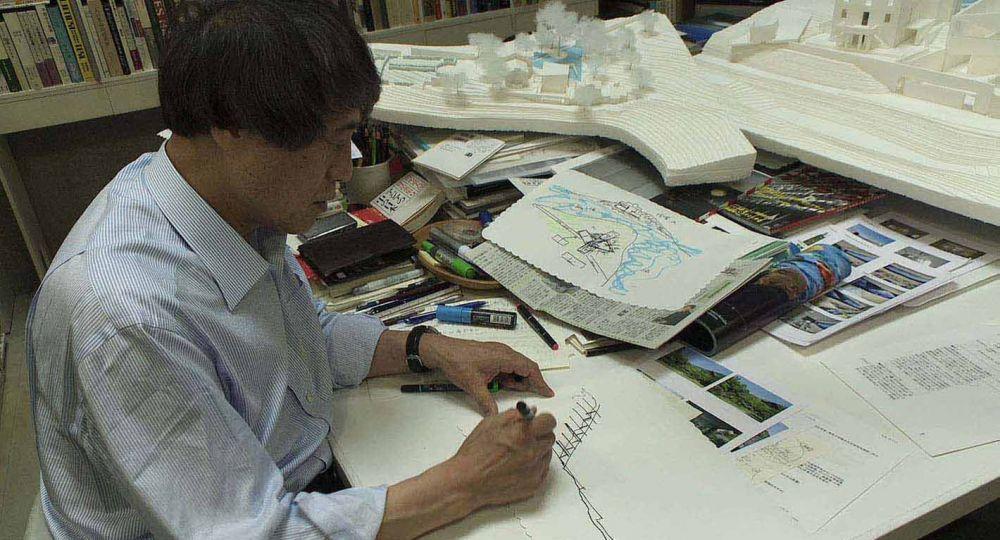 Tadao Ando Architects & Associates.  El galardón que otorga el Museo  Isamu Noguchi 2016  recae en Tadao Ando