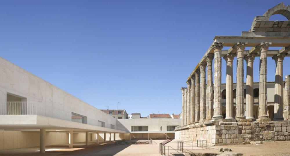 Una reverencia al Templo de Diana