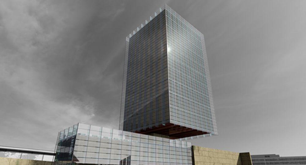 Los mejores edificios de cristal en Europa