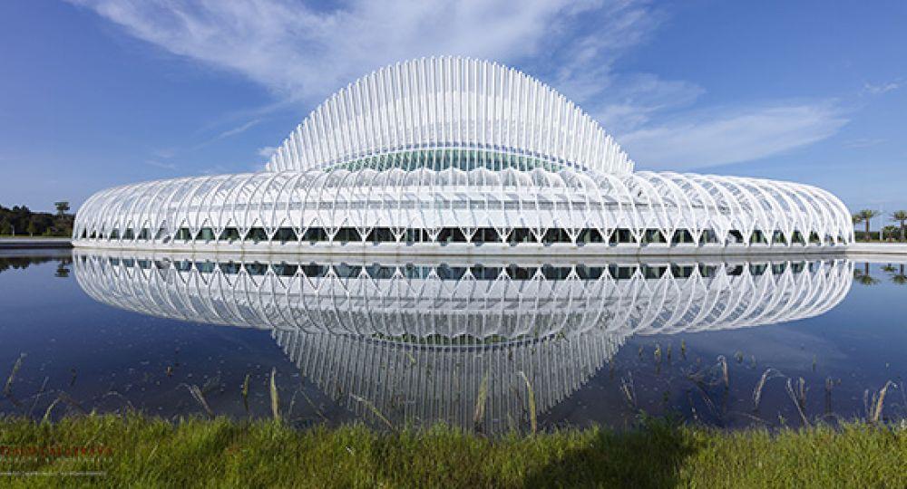 Calatrava en la nueva Universidad de Florida
