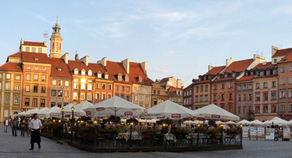 Reconstrucción de la identidad de una ciudad: Varsovia