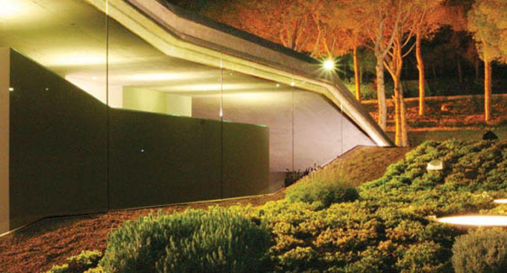 Villa Bio, Enric Ruiz Geli.