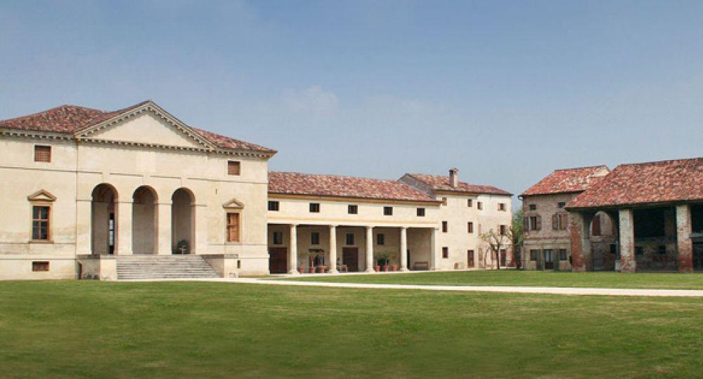 Vacaciones en Villa Saraceno, Andrea Palladio