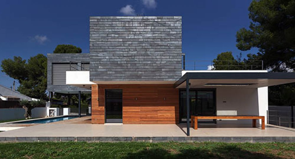 Viviendas de diseo diseo de casas fachadas de viviendas - Disenos de viviendas ...