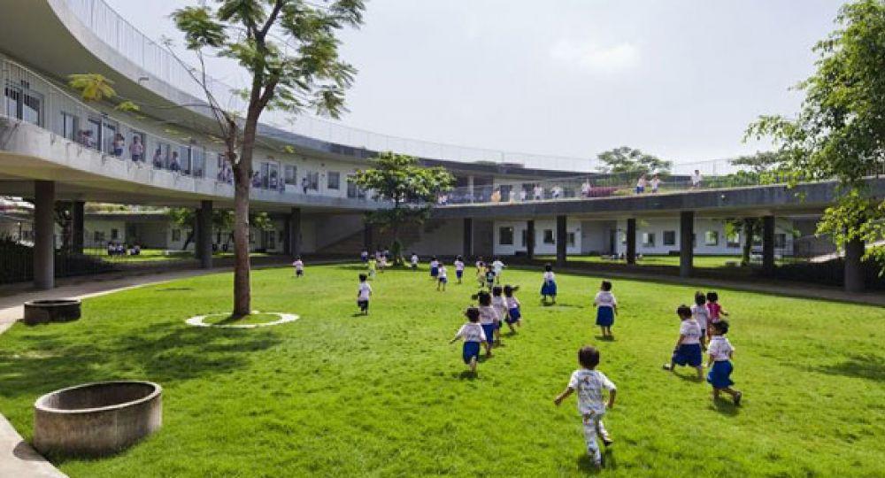 Bienvenidos a la Granja – Escuela