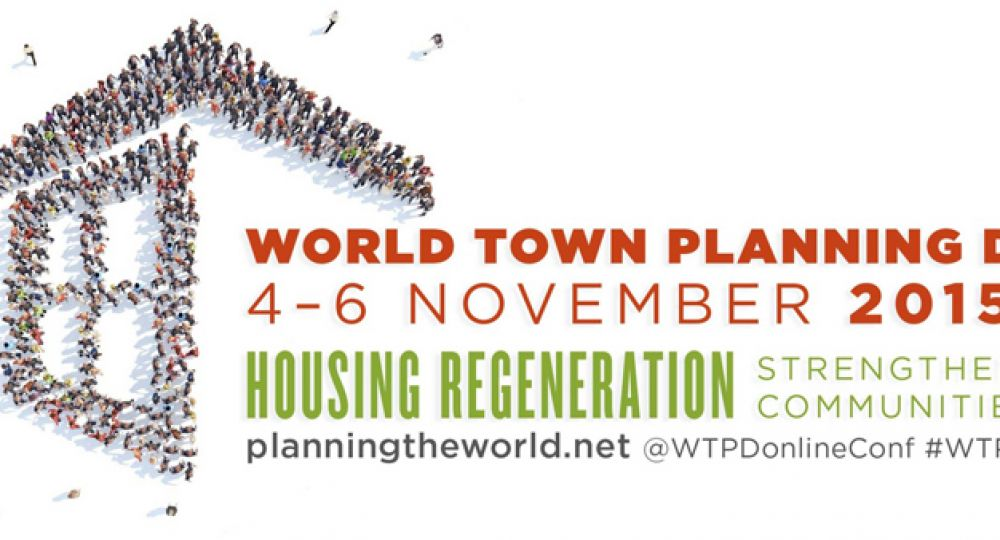 World Town Planning Day 2015