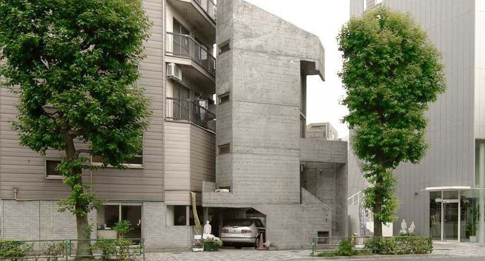 La vida en una torre: las tower-houses del arquitecto Takamitsu Azuma