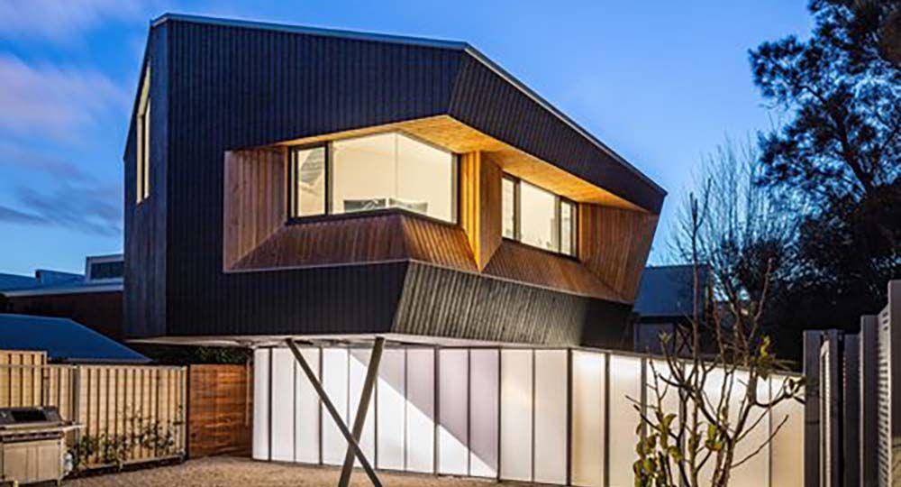 Beach Office, la ampliación inteligente de una casa de verano en North Fremantle, Australia, de Braham Architects.