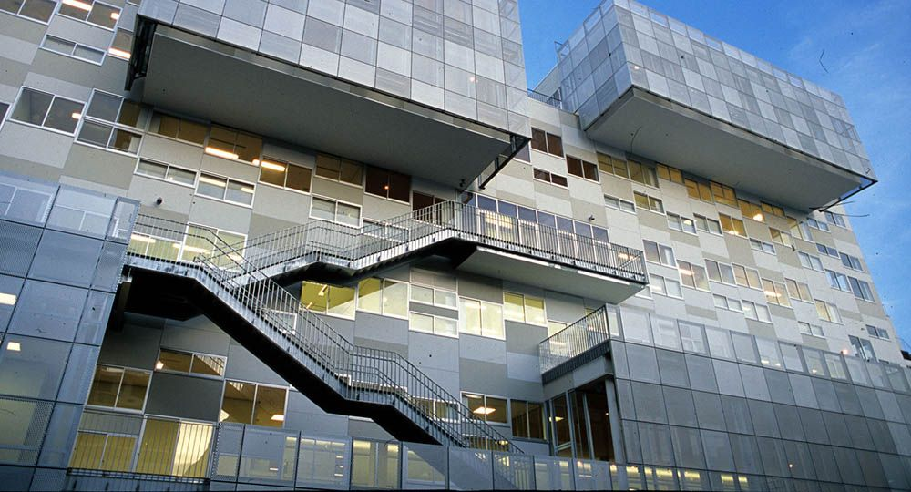 La Royal Academy rinde homenaje a la arquitectura de Itsuko Hasegawa.