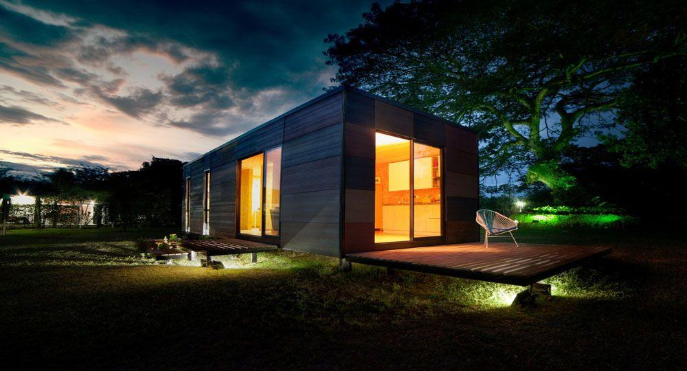 """Proyecto Vimob"" Arquitectura modular, Colombia"