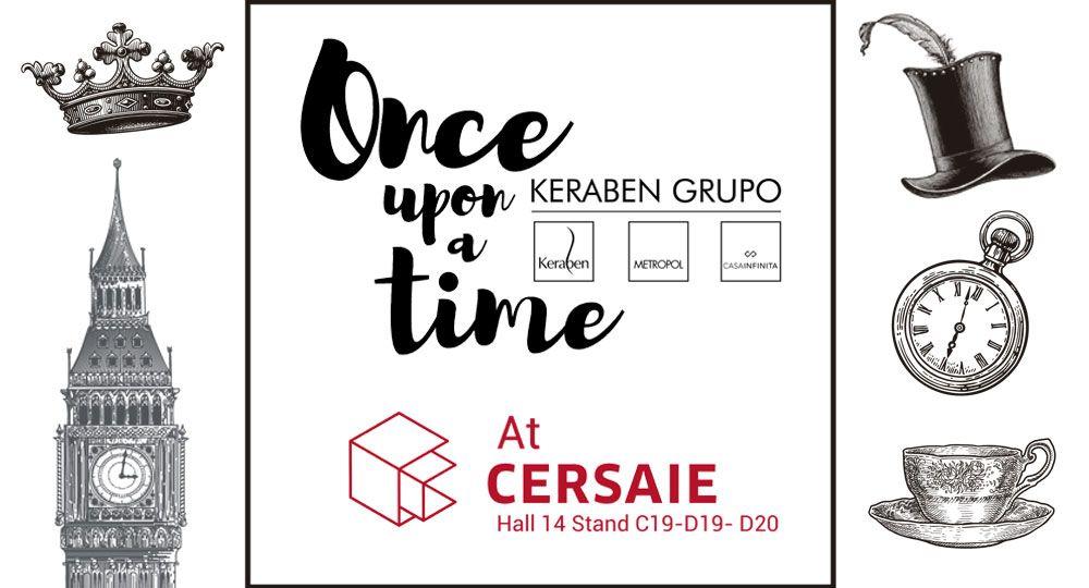 Gran aceptación de Keraben Grupo en Cersaie 2019