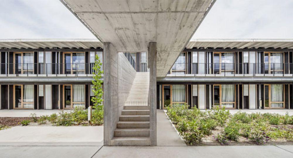 Cómo dar más por menos, una lección maestra de arquitectura por HArquitectes