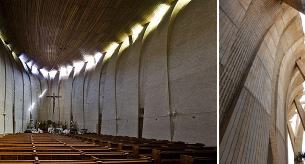 La iglesia de los pescadores de Jávea: Fernando García Ordoñez y Claudio Gómez Perretta