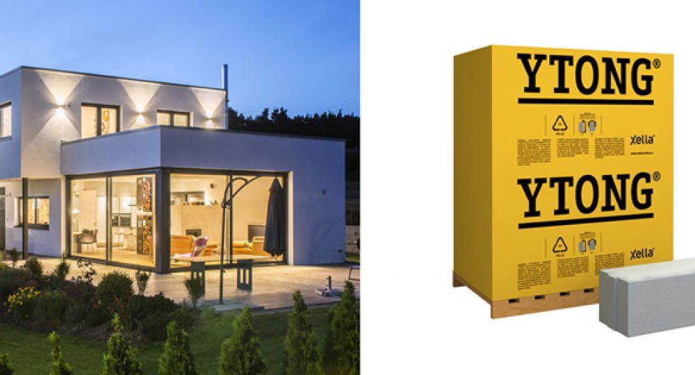 YTONG. Eficiencia, sostenibilidad y ecología en la arquitectura