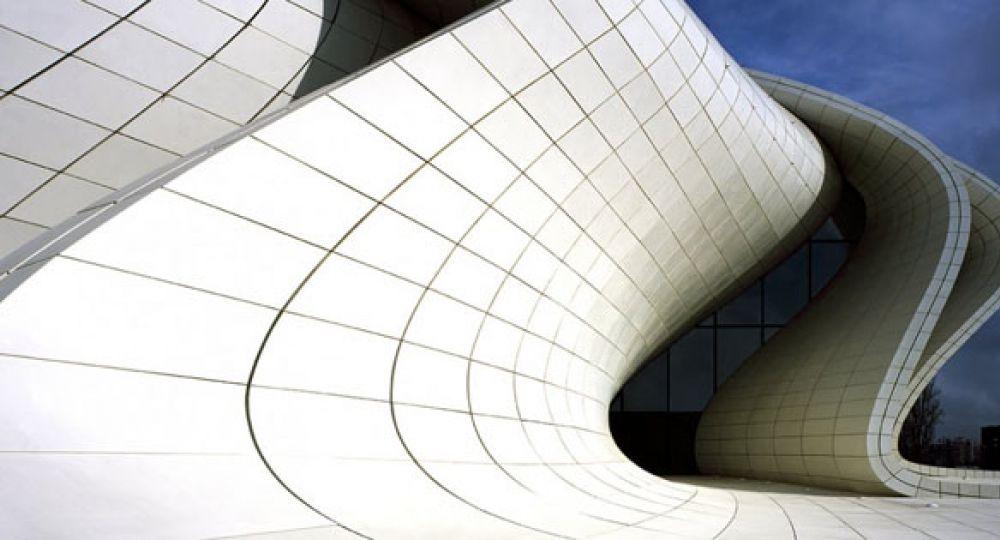 Diseño del año: Centro Heydar aliyev de Zaha Hadid