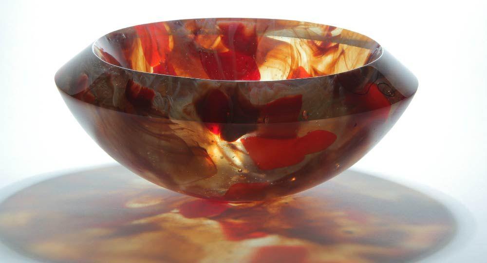 Vitrucell, un nuevo material a base de vidrio fundido decorativo