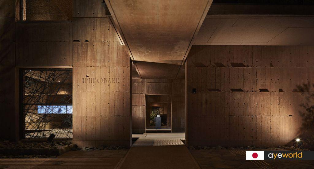 Diseño, arquitectura y geología: Hotel Midobaru de DABURA.m Inc.