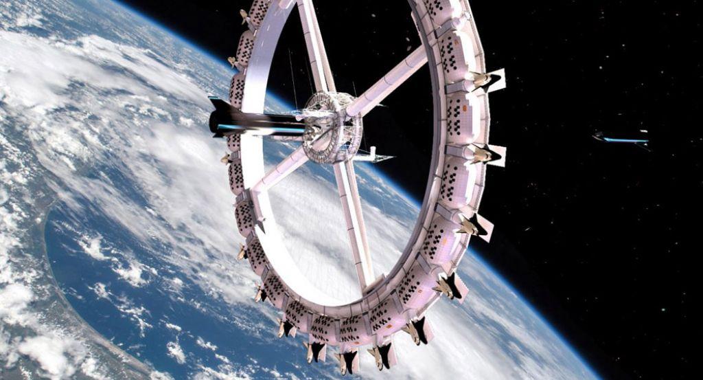 Voyager Station: el primer hotel espacial abrirá sus puertas en 2027