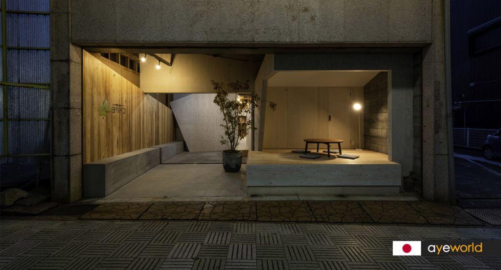 Centro Joven de apoyo laboral YORIDOKO. Arquitectura social de TD-Atelier
