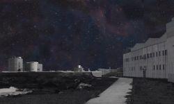 La Máquina del tiempo (MdT). The Time's Machine. Centro de investigación del cambio climático en La Isleta. Center for research on climate change in La Isleta.