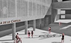 Residencia de estudiantes, Isla de la Cartuja (Sevilla). Reactivación y consolidación del Campus Norte.