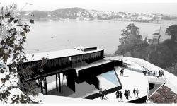 Club de Remo e Instalaciones náuticas en A Coruña.