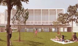 Centro deportivo de Balsas de Ebro Viejo