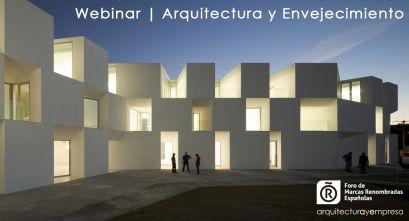 Arquitectura y Envejecimiento ¡Apúntate al Webinar!