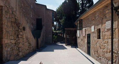 Rehabilitación de la Fundación Casa Museo Rosalía de Castro