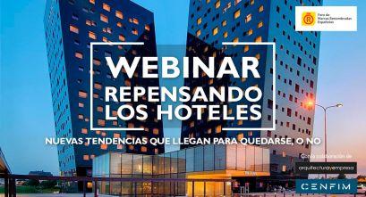 Webinar: Repensando los hoteles