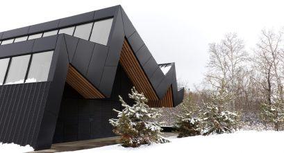 Arquitectura, cultura y naturaleza. Biblioteca Capilano de Patkau Architects y Group2