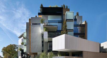 Arquitectura escultórica de Bueso-Inchausti & Rein Arquitectos