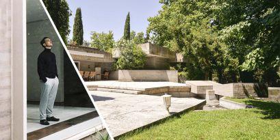 Casa Carvajal, la obra maestra en el videoclip de C.Tangana