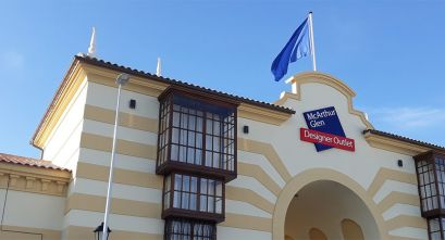 Apuesta por una arquitectura comercial eficiente. Outlet de lujo en Málaga