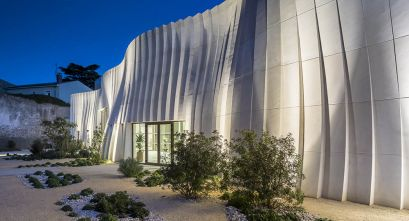 Arquitectura vinícola en movimiento