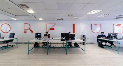 Oficinas Orfium en Atenas. Proyecto de renovación de elSTUDIO