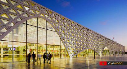 Estación Ferroviaria de Kenitra: Premio Mundial de Arquitectura y Diseño