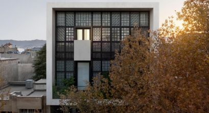 Estudio de arquitectura FARATARH: la Casa Ventana