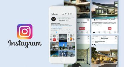 Instagram: Marketing digital para arquitectos